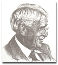 John Dewey Courtesy of Harvard University Archives