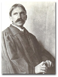 Dewey early in his career at Columbia University (The Dewey Papers, Special Collections, Morris Library, Southern Illinois University-Carbondale)