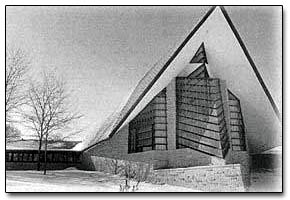 Merle Curti was a member of the First Unitarian Church of Madison, Wisconsin, whose Meeting House was designed by Frank Lloyd Wright.
