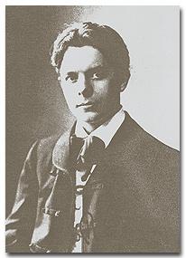 Béla Bartók, aged 22