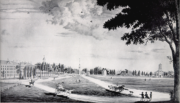 Cambridge Common 1808