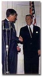 John Kennedy & Chester Bowles