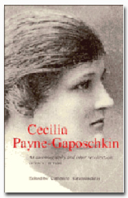 "cecilia payne-gaposchkin thesis Cecilia payne-gaposchkin was an eminent british-born astronomer and at harvard cecilia payne wrote a doctoral thesis on ""stellar atmospheres"" and gained."
