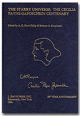 Payne-Gaposchkin book