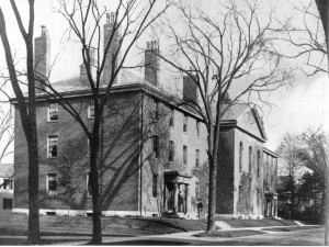 Divinity Hall 1825