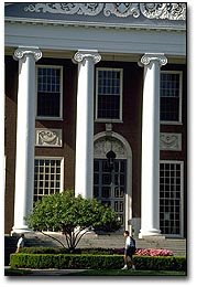 The Baker Business Library, Harvard Business School