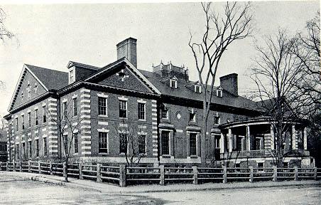 Harvard Union (1902).