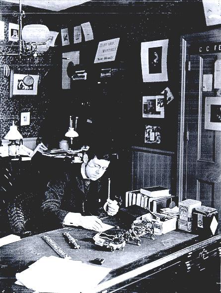 Cornelius Conway Felton, as a student.