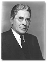 Rev. Frederick M. Eliot, President American Unitarian Assn. (May 25, 1939, photo courtesy of Bacharach)