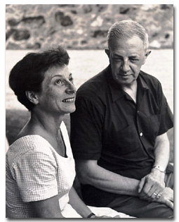Doris and John Holmes