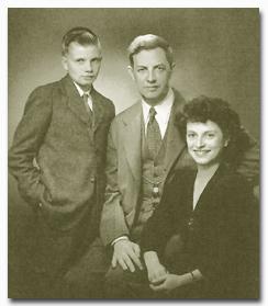 John, Doris, John Ludlow Holmes