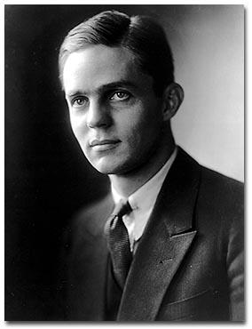 Joseph S. Clark. Courtesy of the Harvard University Archives
