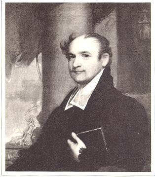 John Thornton Kirkland President from 1810-1828