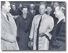 Adlai Stevenson at All Souls