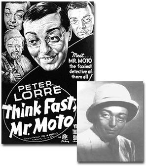 Mr. Moto poster