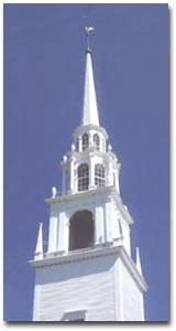 Newburyport spire
