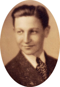 Mendelsohn in high school