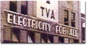 TVA electricity