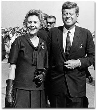 Neuberger and JFK