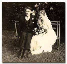 Penningtons' wedding