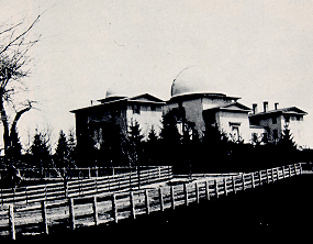 College Observatory (1843-1851).