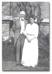 Rowena Morse and Newton Mann
