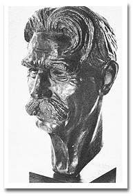 Bust of Schweitzer