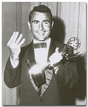Serling's fourth Emmy