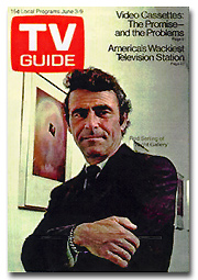 Serling TV Guide cover
