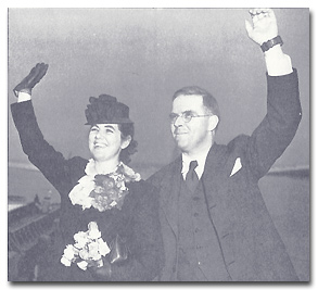 Sharps depart for Czechoslovakia