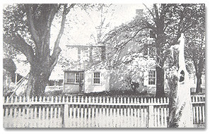 Taft's home