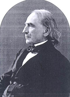 James Walker President from 1853-1860