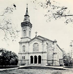 Appleton Chapel, 1856