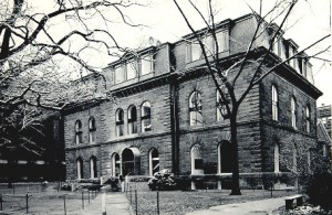 Boylston Hall (as remodeled in 1959)