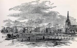 Harvard University 1855