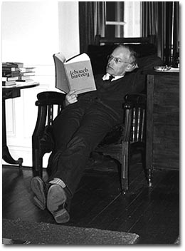 Wright reading