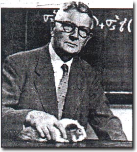 Wright in 1954