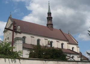 Church in Rakow on site of former Socinian Church