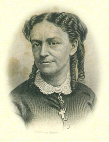 Phebe Ann Coffin Hanaford