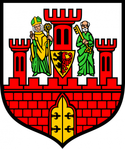Coat of Arms of Brzesc, Poland