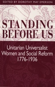 Standing Before Us Cover