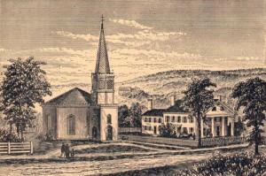 The Church in Lexington, MA