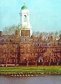 Harvard University's Eliot House