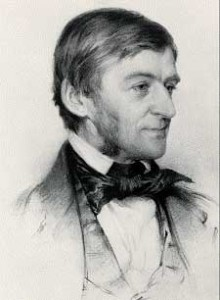 Ralph Waldo Emerson at the brink of his career
