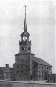 Second Church in Boston, 1829