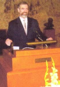 Rev. Bruce A. Southworth