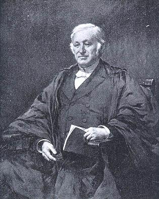 Andrew Preston Peabody Acting President 1862, 1868-1869