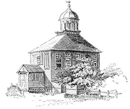 The Third Court House 1758-1816