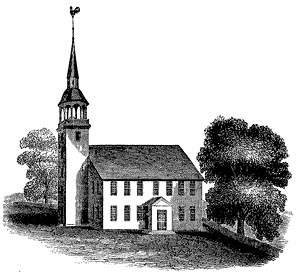 The Fourth Meeting House South View
