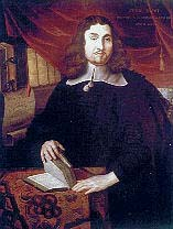 Portrait of John Eliot